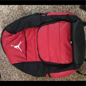 All World Micheal Jordan Backpack.